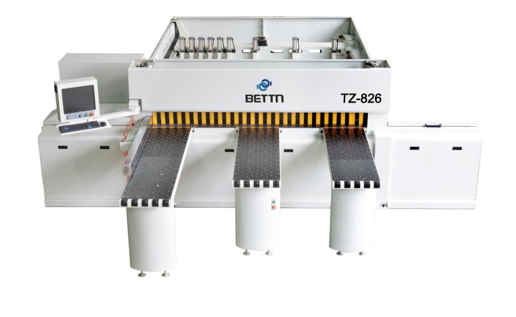 Применение автоматической кромкооблицовочной машины